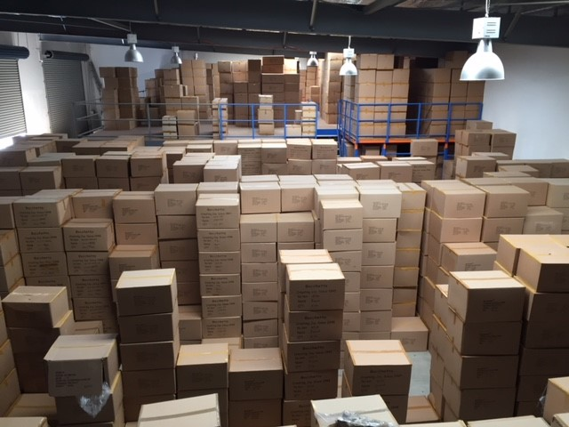 Welcome to our warehouse!