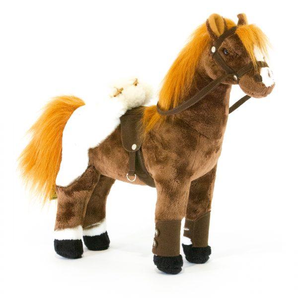 Bocchetta-Gypsy Appaloosa Horse Stuffed Animal Soft Plush Toy
