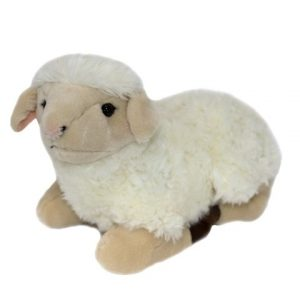 Bocchetta-Lola Sheep (Lamb) Stuffed Animal Soft Plush Toy