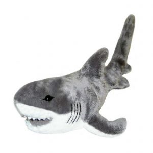 Bocchetta-Arctic-Shark Realistic Stuffed Animal Soft Plush Toy