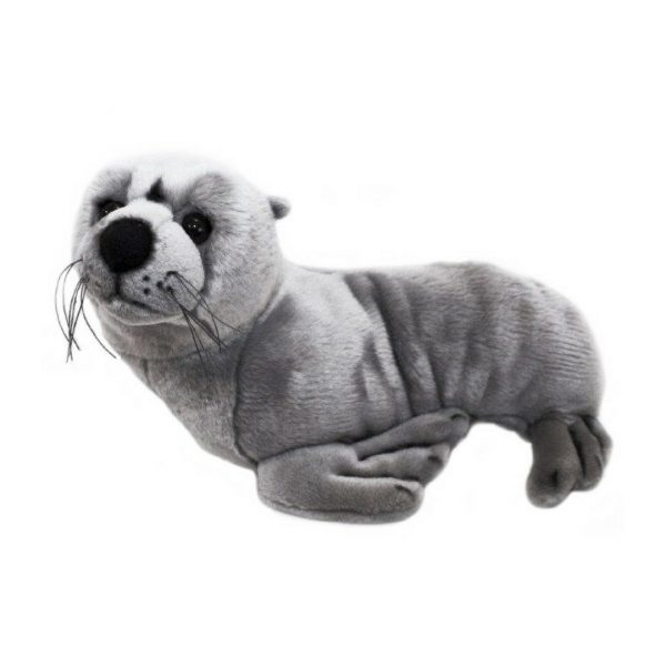 Sid the plush seal