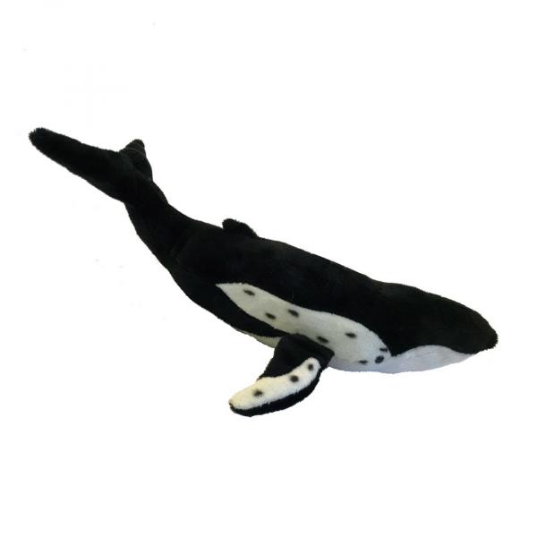 Bocchetta-Humphrey Humpback Whale Stuffed Animal Soft Plush Toy