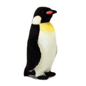 Bocchetta Twinkie Emperor Penguin Stuffed Animal Soft Plush Toy, 43 cm Height