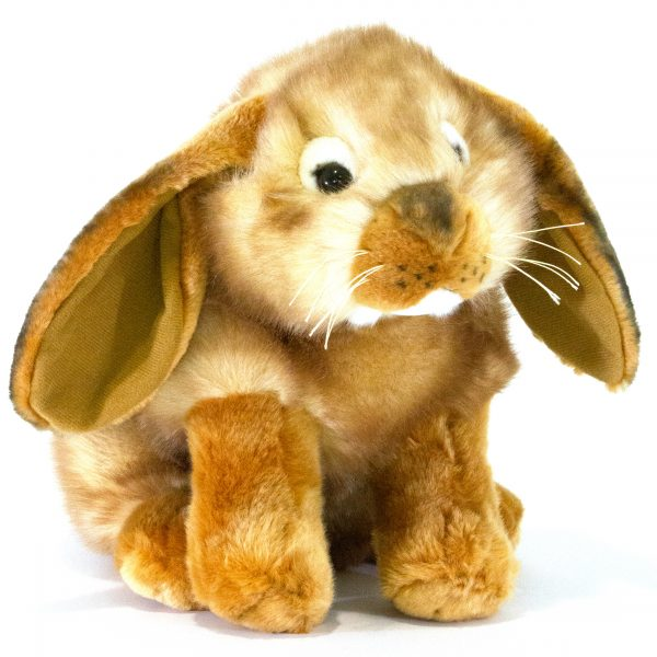 Bocchetta-Cinnamon-Lop Eared Rabbit Realistic Stuffed Animal Soft Plush Toy