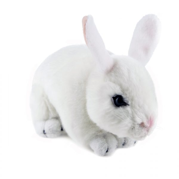 Bocchetta-Cotton-Rabbit Realistic Stuffed Animal Soft Plush Toy