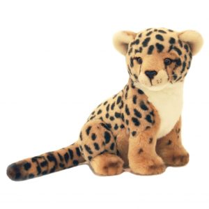 Bocchetta-Calypso-Cheetah Cub Realistic Stuffed Animal Soft Plush Toy