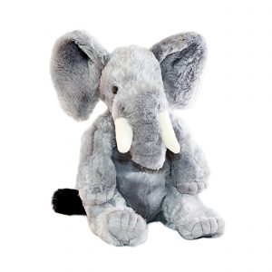 Bocchetta-Jumbo Elephant Stuffed Animal Soft Plush Toy