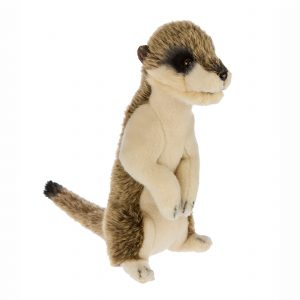 Bocchetta-Boris-Meerkat Realistic Stuffed Animal Soft Plush Toy