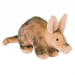 Bocchetta-Anthony-Realistic Aardvark Stuffed Animal Soft Plush Toy
