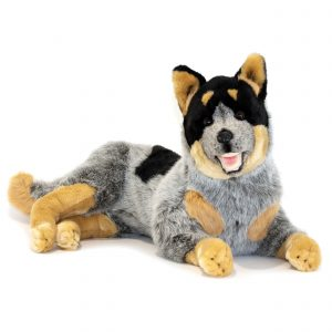 Bocchetta-Orazio Cattle Dog Stuffed Animal Soft Plush Toy