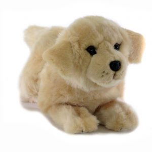 Bocchetta-Maple Golden Retriever Puppy Stuffed Animal Soft Plush Toy