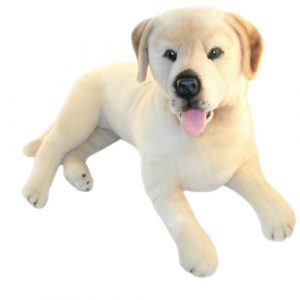 Bocchetta-Beau Labrador Stuffed Animal Soft Plush Toy