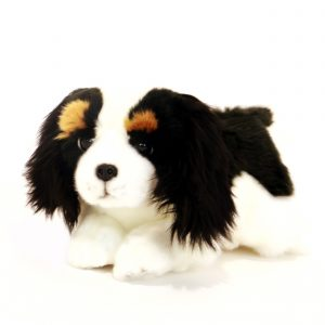 Bocchetta-Alex_King Charles Spaniel Realistic Stuffed Animal Soft Plush Toy