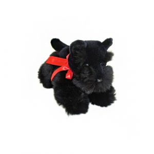 Bocchetta-Haggis Scottish Terrier Puppy Stuffed Animal Soft Plush Toy