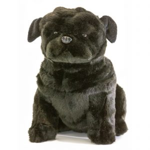 Bocchetta-Oreo Pug Stuffed Animal Soft Plush Toy