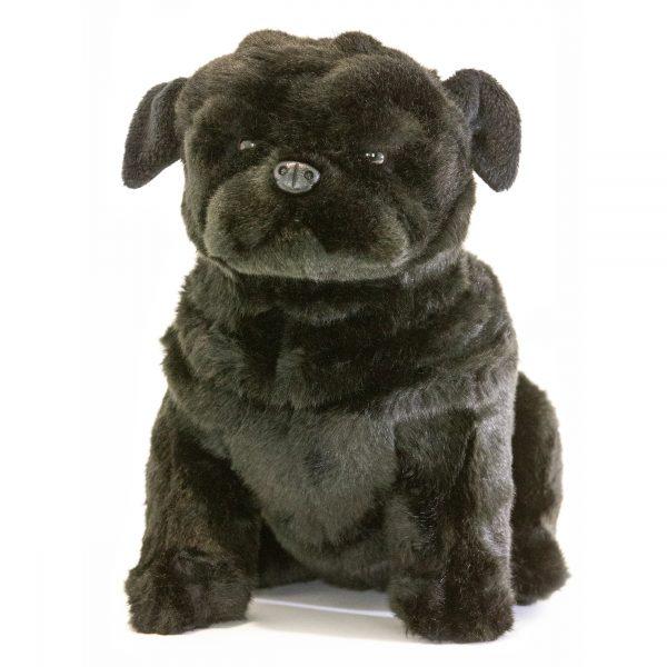Bocchetta-Oreo Pug Stuffed Animal Soft Plush Toy