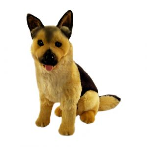 Bocchetta-Major German Shepherd Stuffed Animal Soft Plush Toy