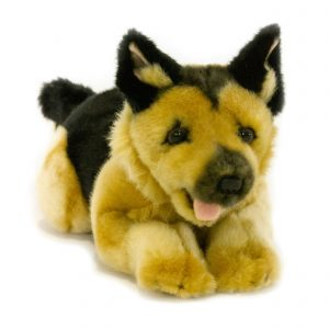 Bocchetta-Chief-German Shepherd Puppy Stuffed Animal Soft Plush Toy