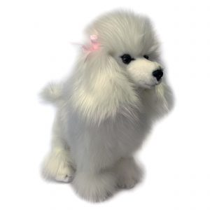 Bocchetta-Fifi Poodle Stuffed Animal Soft Plush Toy