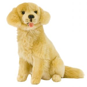 Bocchetta-Goldie Golden Retriever Stuffed Animal Soft Plush Toy