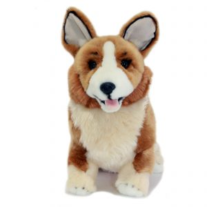 Bocchetta-Duke Corgi Dog Windsor Stuffed Animal Soft Plush Toy
