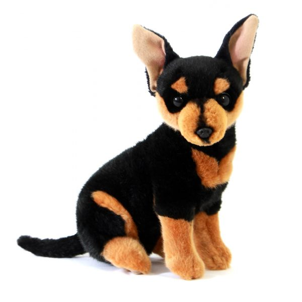 Bocchetta Taco Chihuahua Stuffed Animal Soft Plush Toy, 25 cm Height