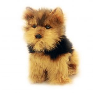 Bocchetta-Archie-Yorkshire Terrier Realistic Stuffed Animal Soft Plush Toy