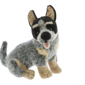 Bocchetta Bluey Cattle Dog Stuffed Animal Soft Plush Toy
