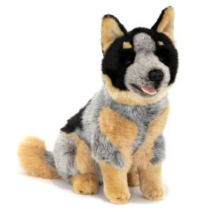 Bocchetta-Marshall Cattle Dog Stuffed Animal Soft Plush Toy
