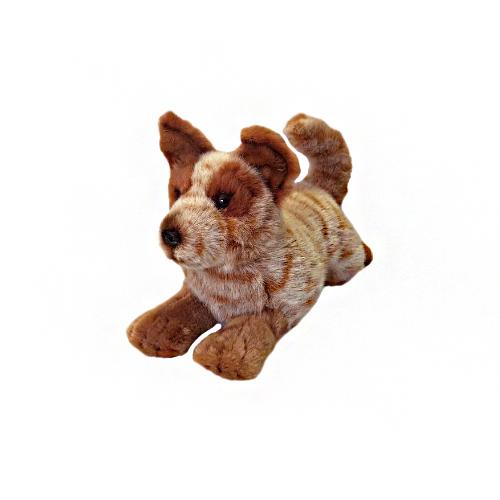 Bocchetta-Flame Cattle Dog Stuffed Animal Soft Plush Toy