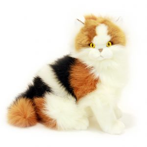 Bocchetta_Alfio-Calico Cat Realistic Stuffed Animal Soft Plush Toy