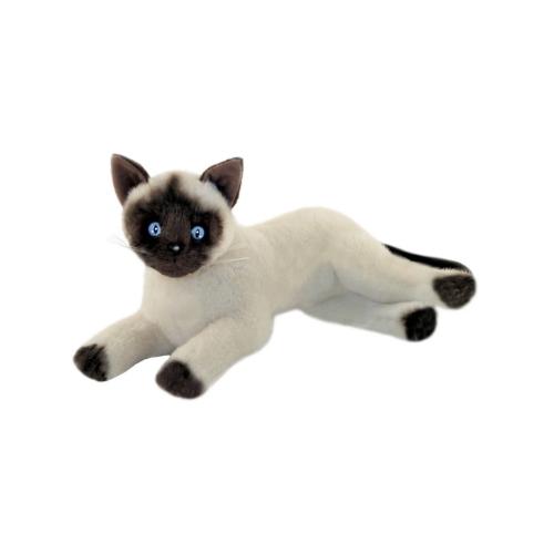 Bocchetta-Blossum Siamese Cat Stuffed Animal Soft Plush Toy