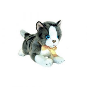 Bocchetta-Leila Cat Kitten Norwegian Stuffed Animal Soft Plush Toy