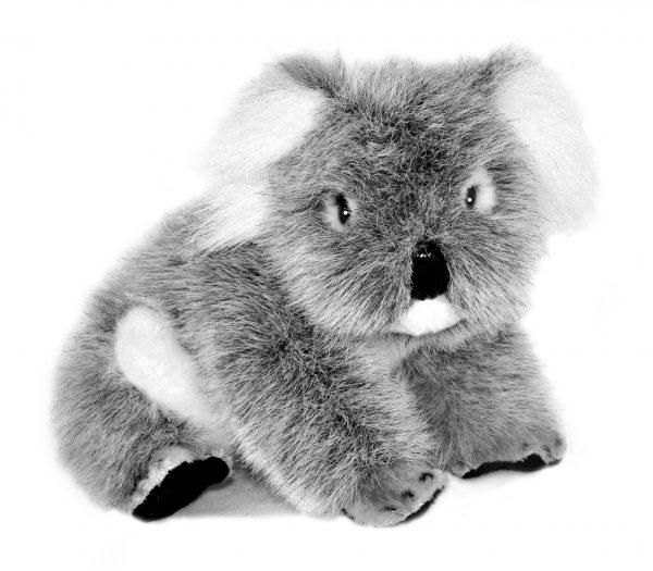 Bocchetta Sugar Koala Stuffed Animal Soft Plush Toy, 11 cm Height