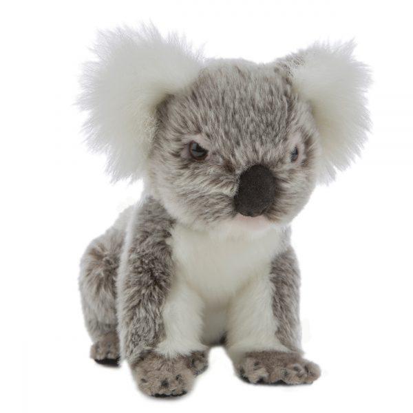 Bocchetta Petal Koala Stuffed Animal Soft Plush Toy, 19 cm Height
