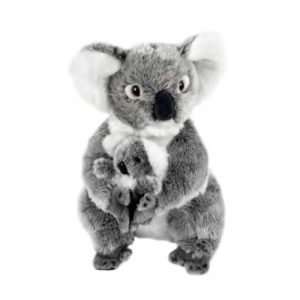 Bocchetta Willow Koala Stuffed Animal Soft Plush Toy, 38 cm Height