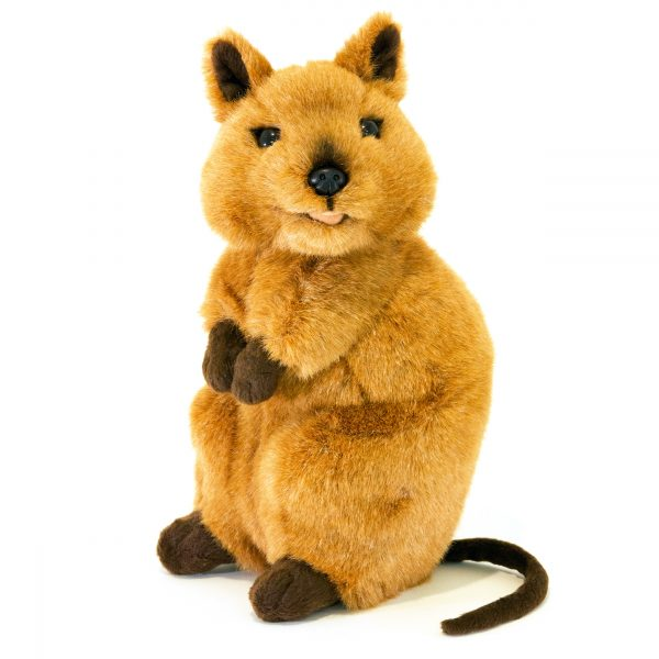 Bocchetta Roger Quokka Stuffed Animal Soft Plush Toy, 28 cm Height