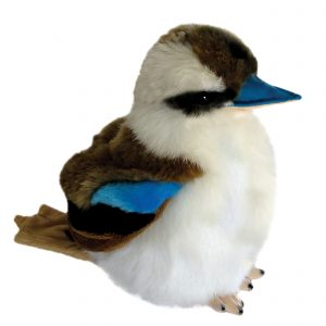 Bocchetta-Hillary Kookaburra Stuffed Animal Soft Plush Toy
