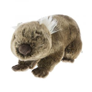 Bocchetta-Georgina Wombat Stuffed Animal Soft Plush Toy