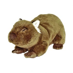 Bocchetta-Olga with Pocket Stuffed Animal Soft Plush Toy