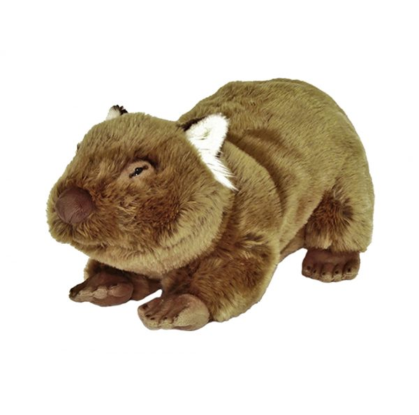 Bocchetta-Olga with Pocket Stuffed Animal Soft Plush Toy