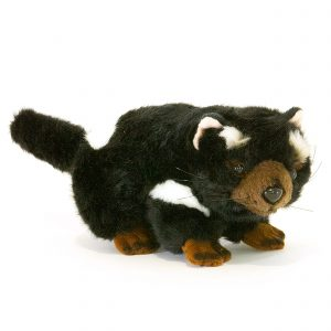 Bocchetta Tazzy Tasmania Devil Stuffed Animal Soft Plush Toy, 16 cm Height