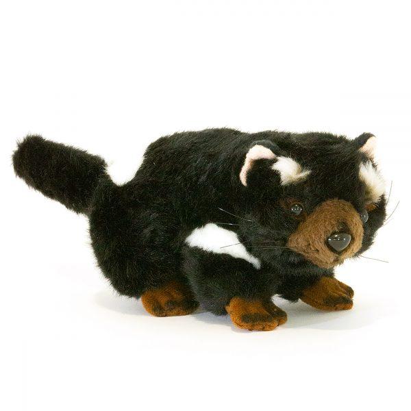 Bocchetta Tazzy Tasmania Devil Stuffed Animal Soft Plush Toy, 16 cm Height
