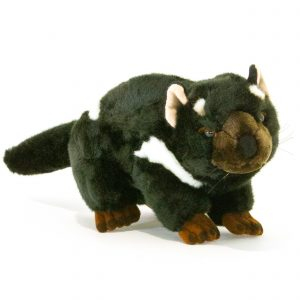 Bocchetta-Diego-Tasmanian Devil Realistic Stuffed Animal Soft Plush Toy