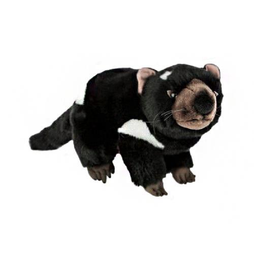 Bocchetta Rupert Tasmania Devil Stuffed Animal Soft Plush Toy, 34 cm Height