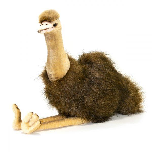 Bocchetta-Emily Emu Stuffed Animal Soft Plush Toy