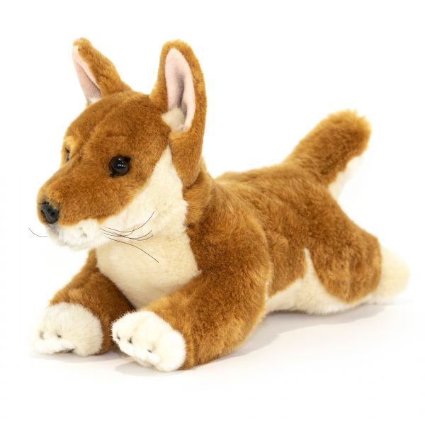 Bocchetta-Max Dingo Puppy Stuffed Animal Soft Plush Toy