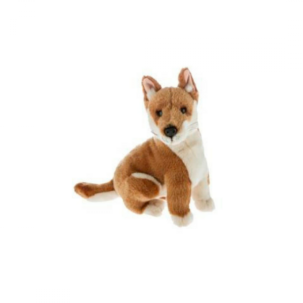 Bocchetta-Arnie-Dingo Realistic Australian Native Stuffed Animal Soft Plush Souvenir Toy