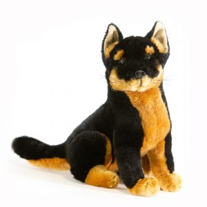 Bocchetta Dingo Zorros Stuffed Animal Soft Plush Toy, 18 cm Height
