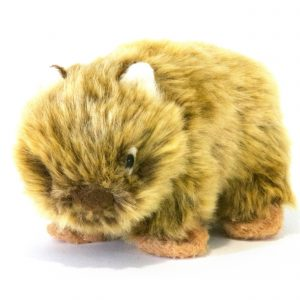 Bocchetta-Mini Wombat Stuffed Animal Soft Plush Toy